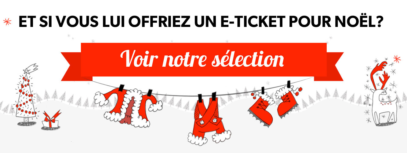 Illustration+déclinaison Campagne de Noël de Digitick