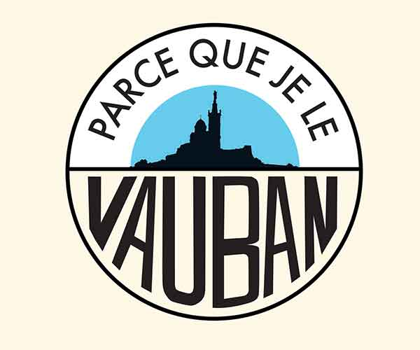 Tote Bag du quartier de Vauban